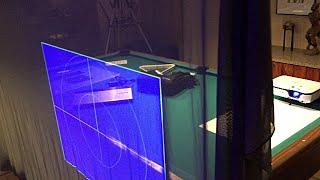 getlinkyoutube.com-Halloween hologram projection tutorial DIY how to