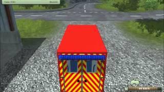 getlinkyoutube.com-LS 13 Verkehrsunfall