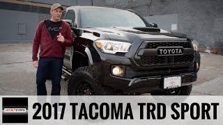 getlinkyoutube.com-2017 Toyota Tacoma TRD Sport 4x4 Custom - LOYALTOYOTA
