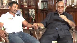 getlinkyoutube.com-Interview with Dr. M.A.M Ramaswamy and Malesh Narredu