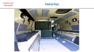 getlinkyoutube.com-LAV-600 compared with Patria Pasi, Armored personnel carriers 6x6 specs