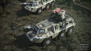 C&C Untitled - Skirmish with Granger, AirForce [720p 60fps]