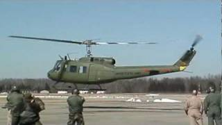 getlinkyoutube.com-IASAR Huey 1st flight after restoration