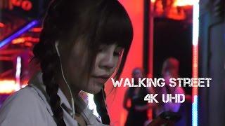 Walking Street High Season Pattaya 4K UHD