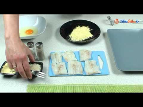 Ryba w serowej panierce
