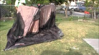 getlinkyoutube.com-Coleman Instant Tent 6 person