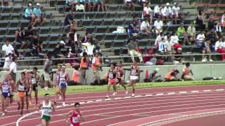 getlinkyoutube.com-2014 山梨インターハイ陸上 男子3000mSC決勝