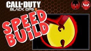getlinkyoutube.com-Wu-Tang 3D Logo SPEED BUILD - Black Ops 3 Emblem Tutorial
