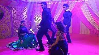 Kumkum Bhagya   Abhi Presents ROCKING Dance on Bulbul's Sangeet Function