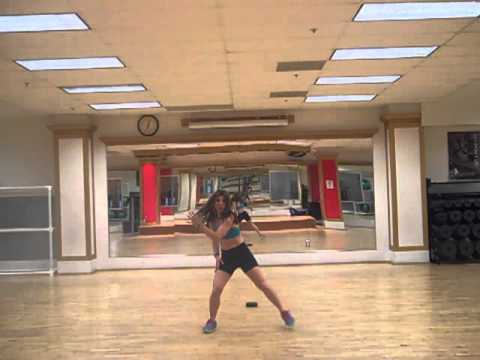 Velocidade 6 by Mulher Melancia Brazilian Funk Dance Fitness Choreography