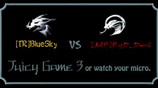 getlinkyoutube.com-Battle Realms- {[BRH]}HarD_DeviL vs [TR]BlueSky. 3 Games in 1 video.