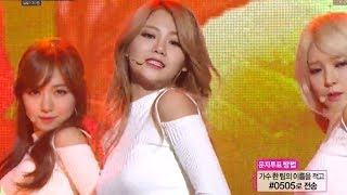 getlinkyoutube.com-AOA - Confused, 에이오에이 - 흔들려 Music Core 20131026