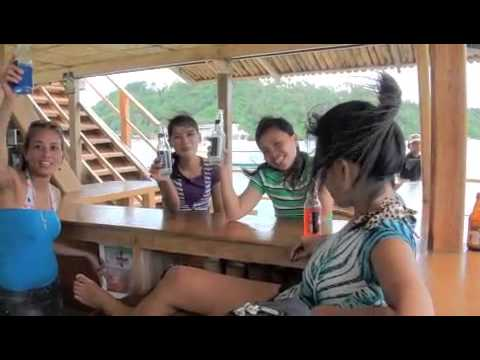 Bar Training 101 Liki Tiki Bar & Grill Sabang Bay Philippines