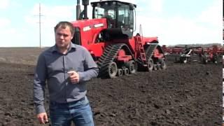 Отзыв о гусеничном тракторе VERSATILE Delta Track 460