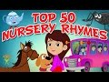 Top 50 Hit Songs | Collection Of Animated Nursery Rhymes For Kids
