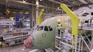 Thai Airways First Airbus A350 XWB