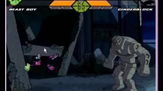 getlinkyoutube.com-Teen Titans Battle Blitz - Beast Boy