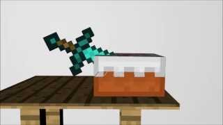 Minecraft asdfmovie1 (Full 3D Animation)