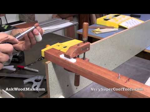 Table Saw Tenoning Jig That Captures Onto Auxiliary Fences 5 of 12
