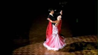 getlinkyoutube.com-백문종&정명숙 Waltz Showdance