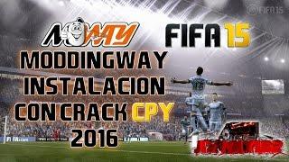 getlinkyoutube.com-ModdingWay FIFA 15 Instalacion con Crack CPY Solucion TOTAL!
