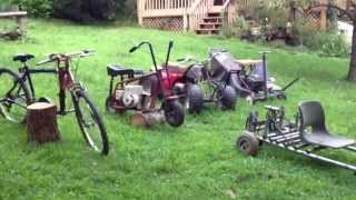 getlinkyoutube.com-my collection of home made motorized bikes  (update)