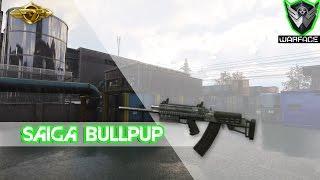 getlinkyoutube.com-Warface #76 Saiga Bullpup WARBOX PTB D17