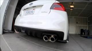 getlinkyoutube.com-2015 WRX Corsa Exhaust