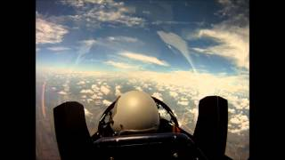 getlinkyoutube.com-F104 Supersonic Flight, 8/5/2012