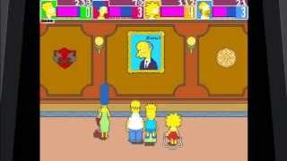 getlinkyoutube.com-The Simpsons Arcade Game, PS3 Full Playthrough