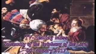 getlinkyoutube.com-Sunday TV Healing Mass for the Homebound (January 08, 2017)
