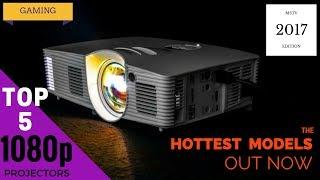 Best 1080P Projectors 2017 Edition   TOP 5