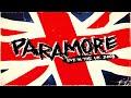 Paramore - Live In The UK 2008 Full Album