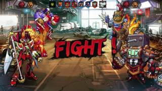 Mutants Genetic Gladiators (Pvp Season 102) Gameplay Part 3