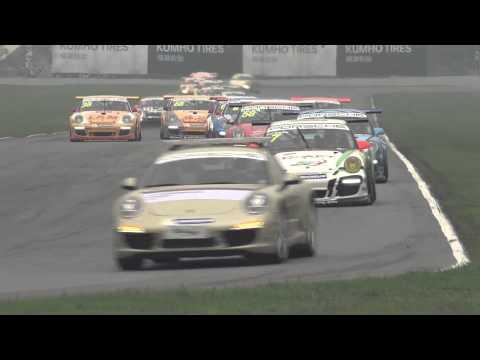 Porsche Carrera Cup Asia 2013 - Round 4