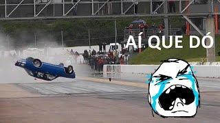 getlinkyoutube.com-Acidente Chevette TT no Velopark - Capotamento