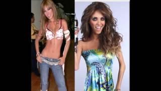 getlinkyoutube.com-10 Famosas que Rozan la Anorexia