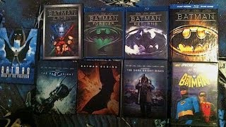 getlinkyoutube.com-My Batman Blu-ray & DVD Release Retrospect