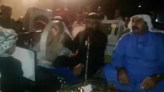 getlinkyoutube.com-جديد المداح ميسر الحيالي ..صاح الحيالي يوم عز الديني.ضرب حراب 2017