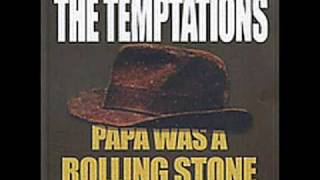 getlinkyoutube.com-The Temptations - Papa Was A Rolling Stone