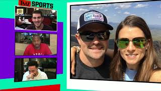 Aaron Rodgers and Danica Patrick Kissing on Romantic Mexico Vacation   TMZ Sports