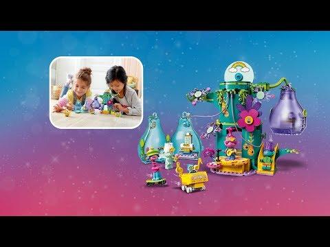LEGO Trolls World Tour Pop Village Celebration - 41255