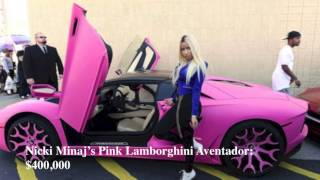getlinkyoutube.com-Top 10 Female Celebrities and their SuperCars [HD]