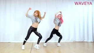 getlinkyoutube.com-Worth It _ Fifth harmony (Choreography Ari MiU) WAVEYA
