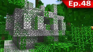 getlinkyoutube.com-Tackle⁴⁸²⁶ Minecraft (1.7.9) #48 - ตะลุยแดนป่าทึบ (Jungle Temple)