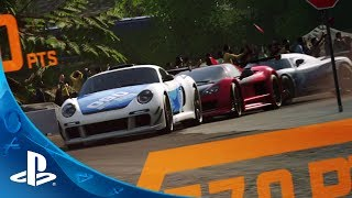 getlinkyoutube.com-DRIVECLUB - Announce Trailer - Coming October 7, 2014