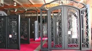 getlinkyoutube.com-Hubbard Iron Doors Commercial