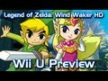 Zelda: Wind Waker Wii U Screenshots Preview / Footage Comparison!