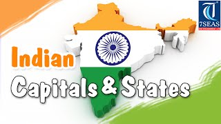 getlinkyoutube.com-Capital and States in India | Animated Video | Tour the States
