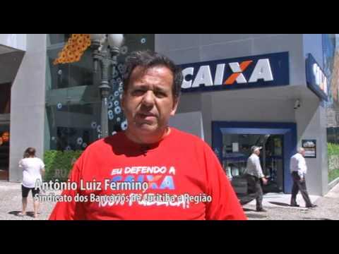 Caixa 100% pública: Antônio Luiz Fermino